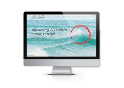 Website Redesign and SEO for Holistic Therapy St. Paul