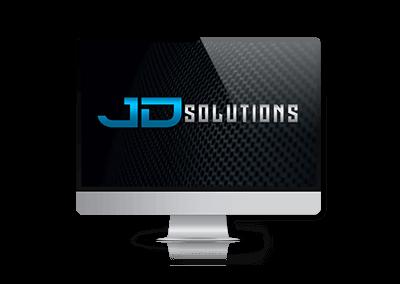 Logo Design for Johnson Digital Solutions