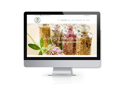 Website Updates for the Herbal Cache