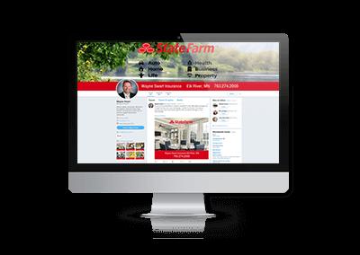 Social Media Marketing for Wayne Swart – State Farm Insurance Agent