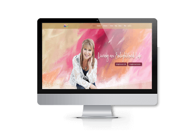 Website Design and SEO for Annette Rugolo, Author of Soul Whisperer